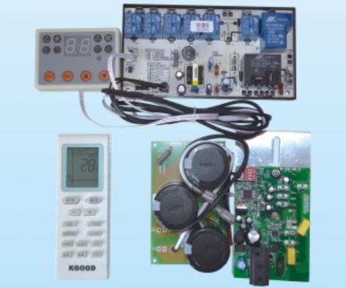 青岛直流变频柜机通用控制系统,认准崧旭科技|山东直流变频柜机通用板价格