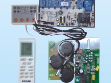 直流变频柜机通用控制系统