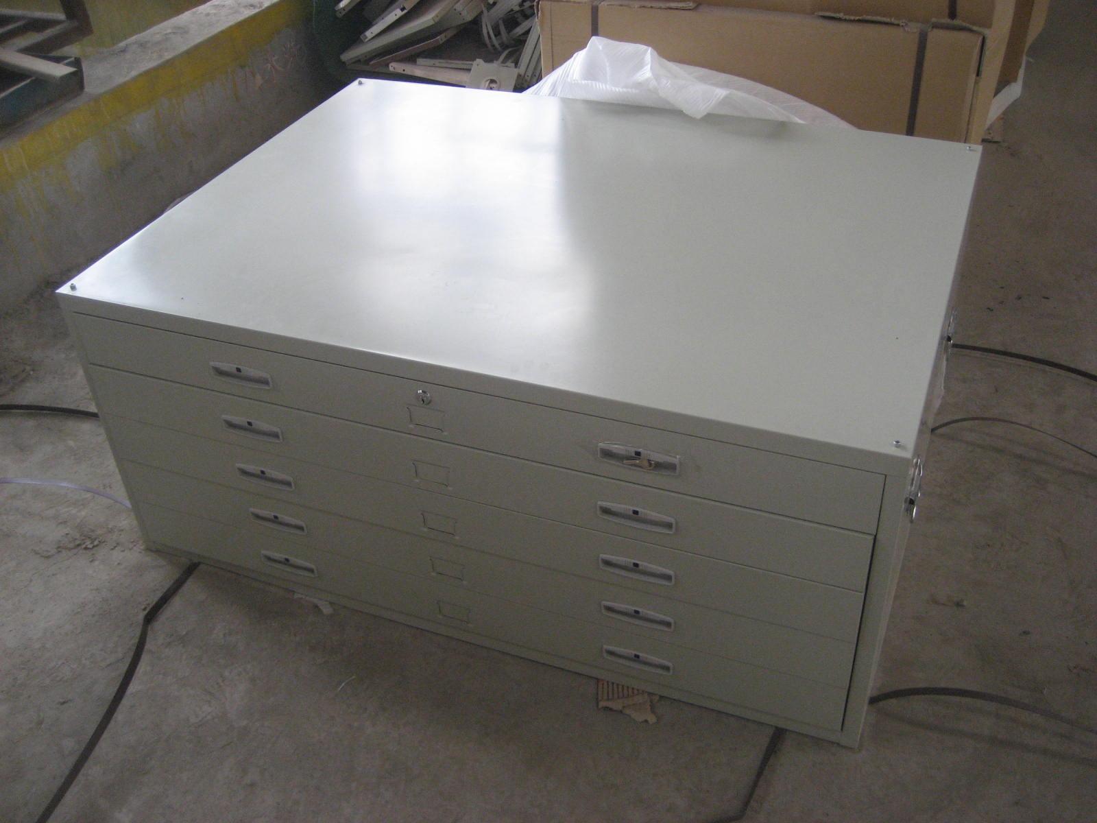 批发零售洛阳联华钢制底图柜,钢制密集底图柜及其他柜类