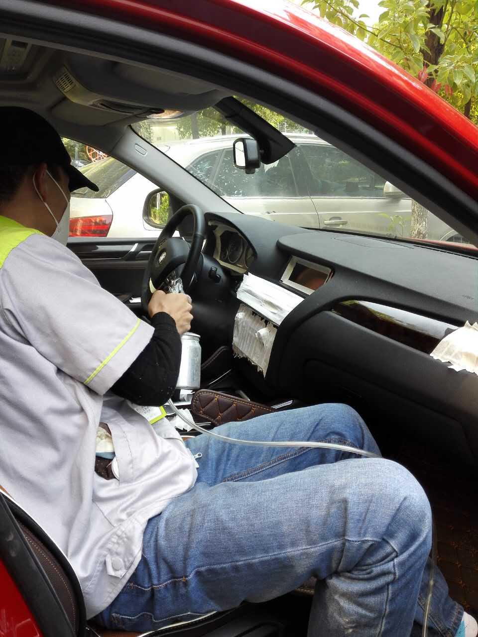 优质汽车新车除甲醛除异味,武汉哪里有-快速车内除异味
