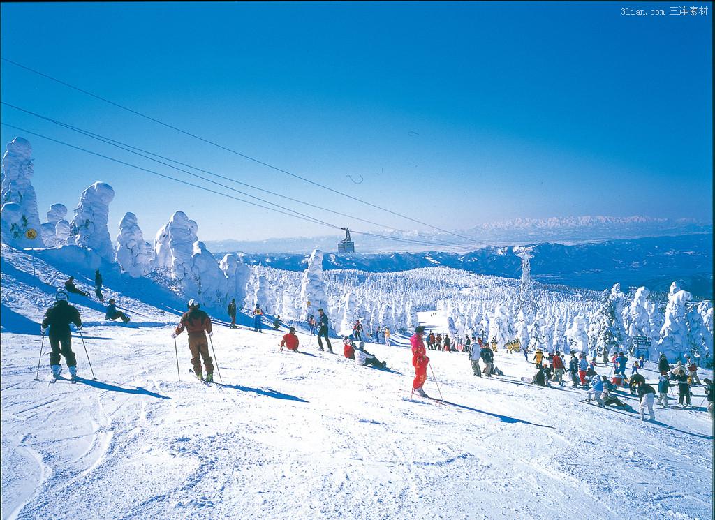 爱情山滑雪场