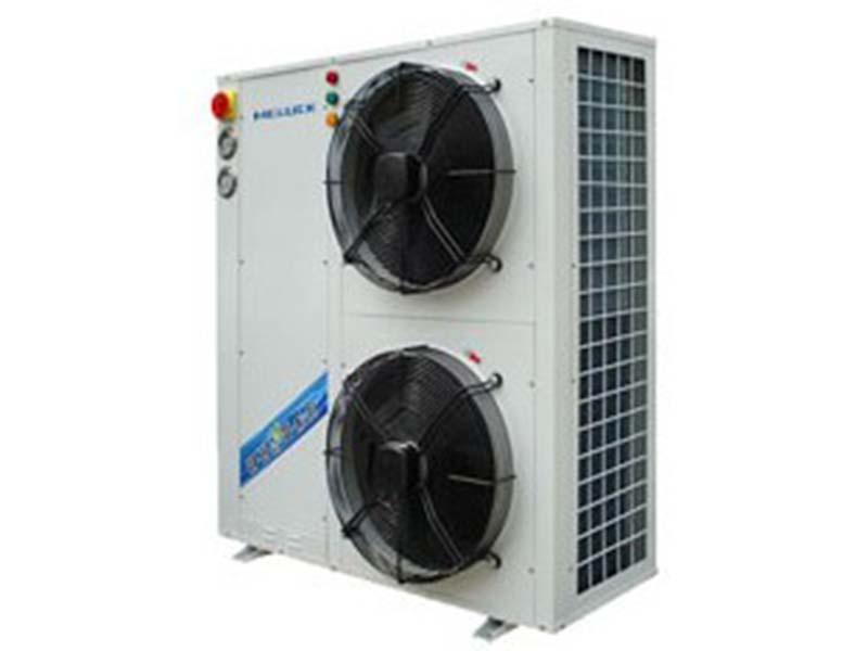 张掖冷风机安装-甘肃众达制冷新品制冷机组出售