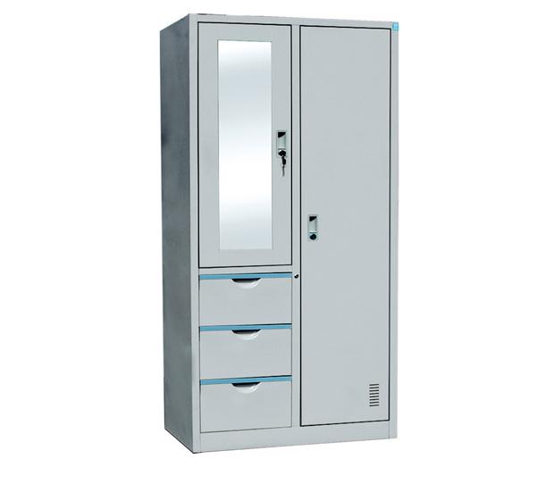 南宁知名的办公衣柜|口碑好的三斗挂衣柜哪里有供应