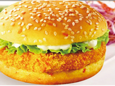 西宁西式快餐原料 供应兰州超值的汉堡配料