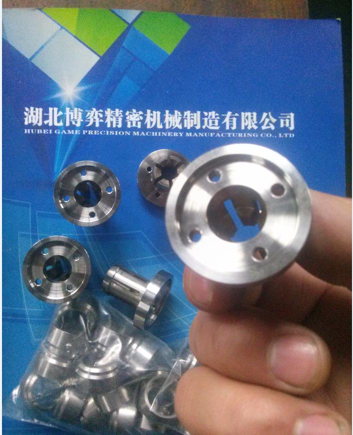CNC线割数控车加工件 不锈钢零件加工