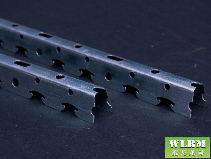 南宁神鸟威龙吊顶轻钢龙骨批发 优质轻钢龙骨供应