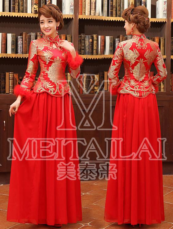成都旗袍定做|高级定制旗袍|时尚旗袍礼服设计|成都美泰来
