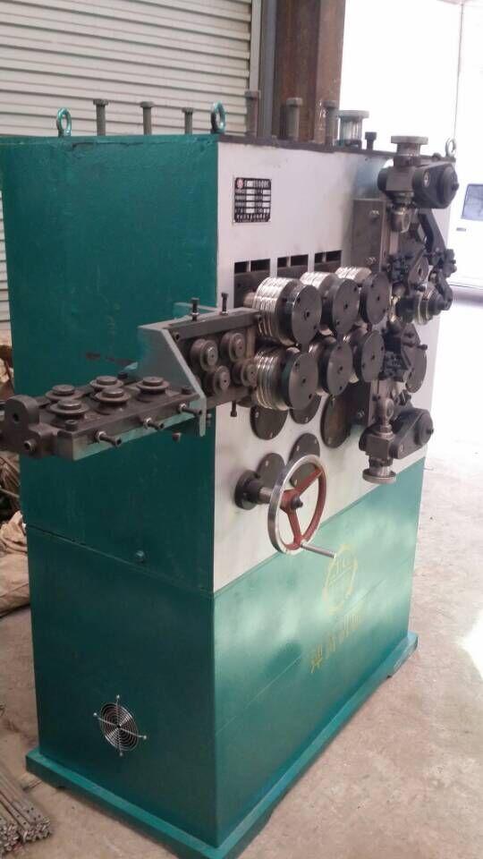 齊齊哈爾碟簧機-冠恩機械供應價格合理的彈簧機