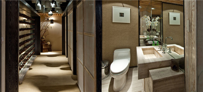 辛集中式茶楼装修设计_优良的中式茶楼装修当属冯博室内设计