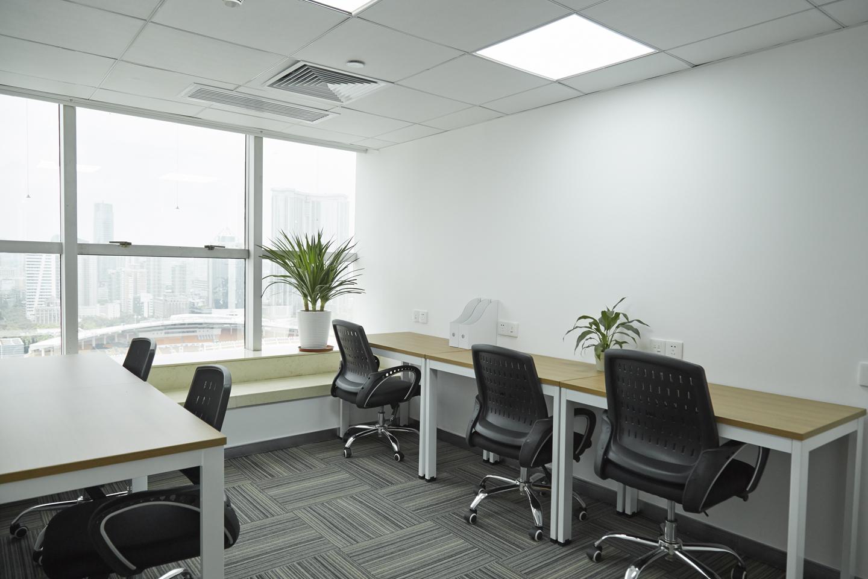 福卡斯有信誉好的广州商务中心出租,广州创业型办公室