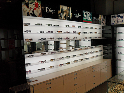 海西眼鏡展柜-蘭州眼鏡柜要多少錢