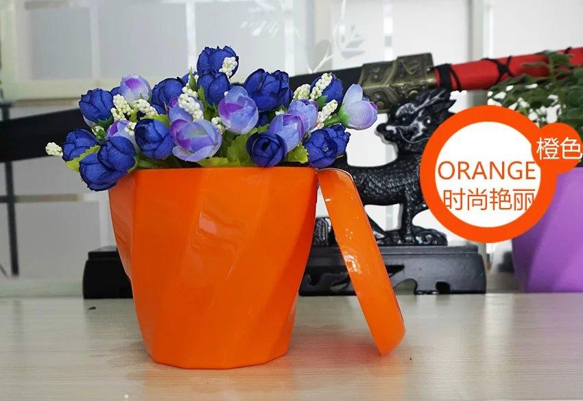 莆田塑料花盆 建腾塑胶供应信誉好的绿化工程