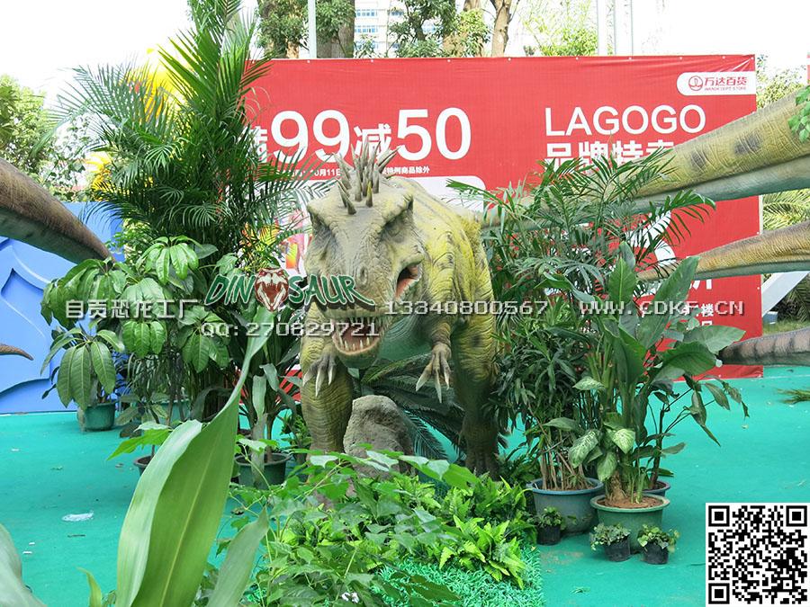 恐龙租赁找哪家便宜——恐龙服装道具市场价格