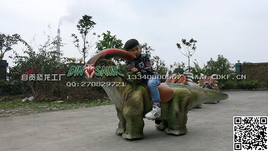 博一艺术教你买专业的恐龙童车_专业的恐龙电动车