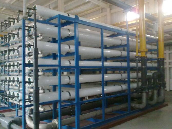 甘肃水处理设备_兰州万通机械设备提供有品质的水处理成套设备