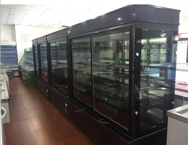 漳州定做蛋糕柜-供应厦门高性价蛋糕柜