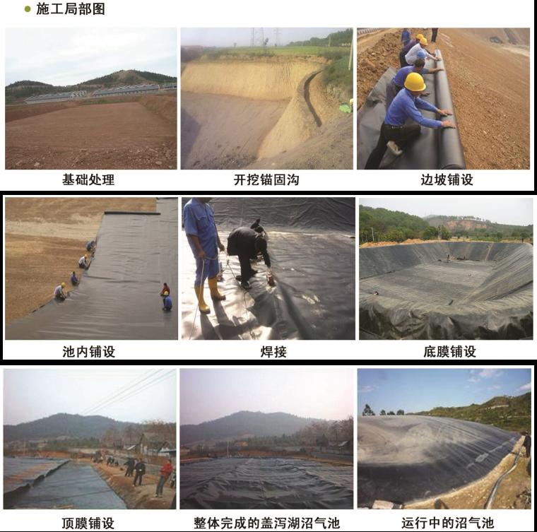 福州共创环保——畅销黑膜沼气池提供商_四川黑膜沼气池
