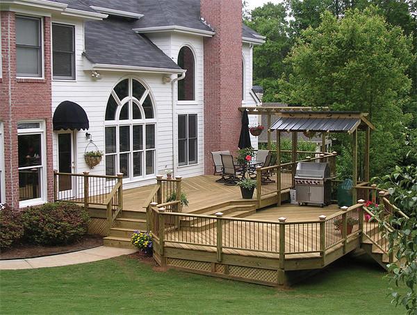 新型别墅景观建材