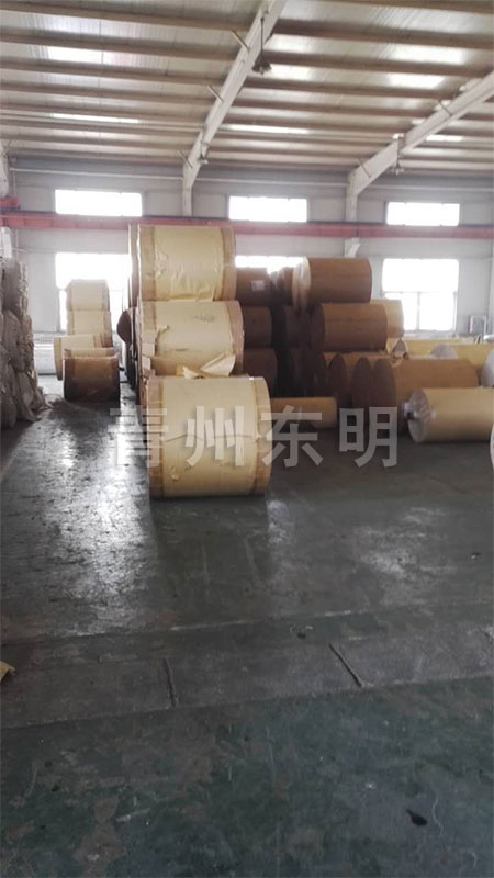 纸塑复合布厂家,{荐}东明塑料报价合理的纸塑复合布供应