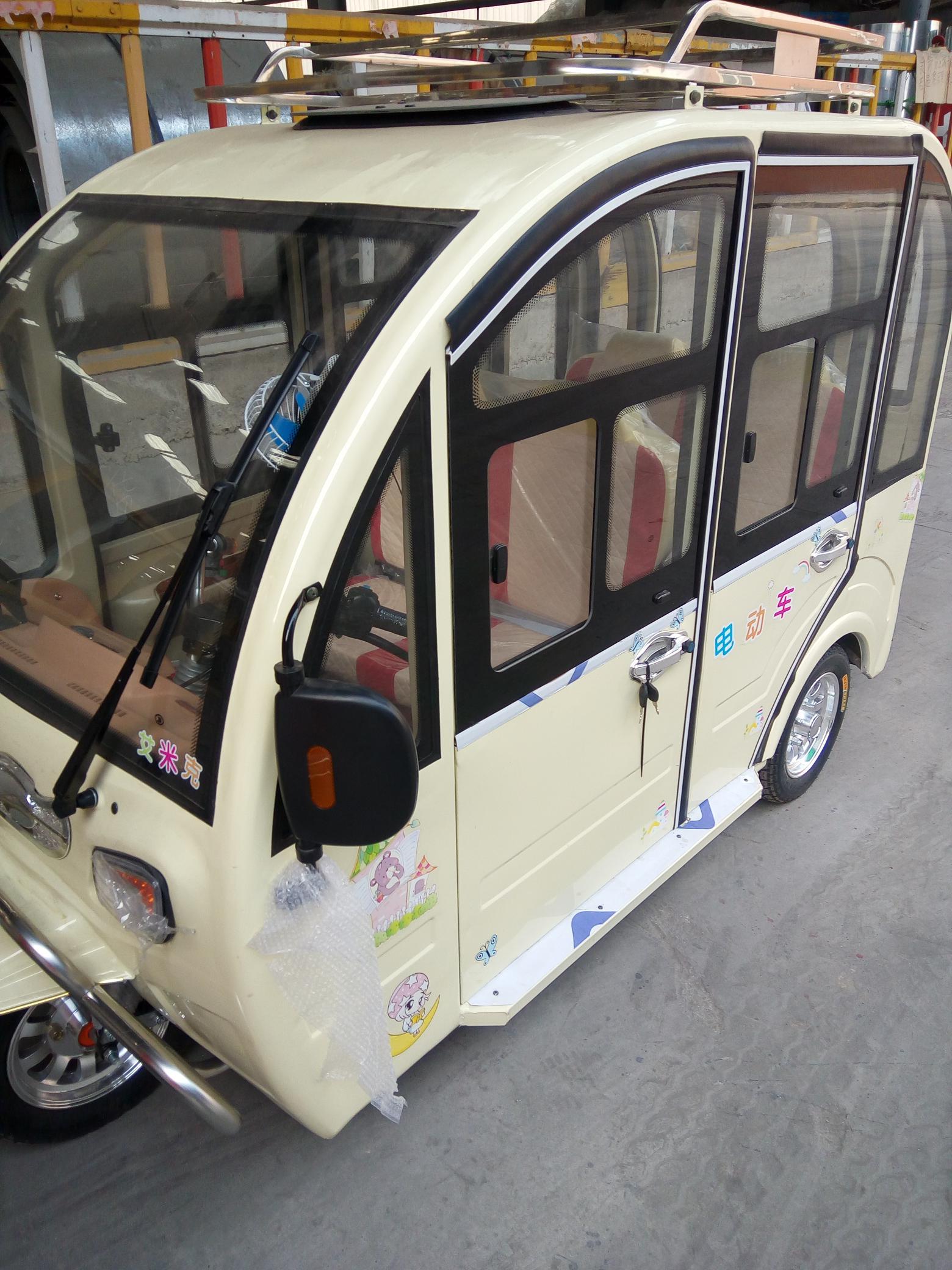 潍坊抢手的电动三轮车推荐|新款电动三轮