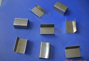 伊犁哈萨克打包扣生产厂家-兰州报价合理的钢带打包扣批售