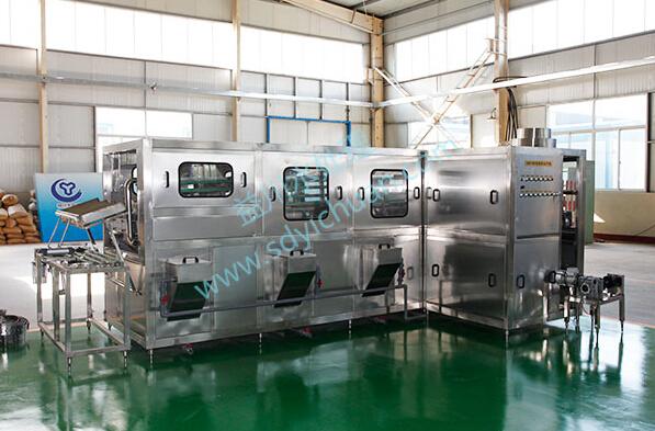 潍坊哪里有好的桶装水生产线-河南桶装水设备