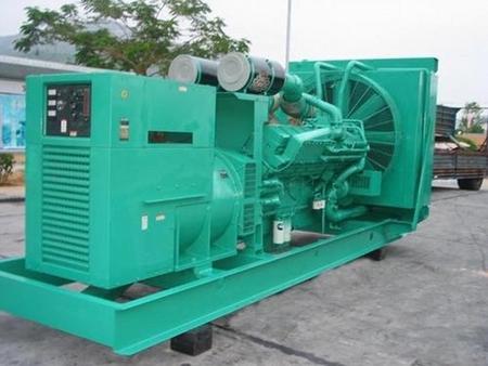 潍坊发电机组厂家供货_道依茨系列发电机组