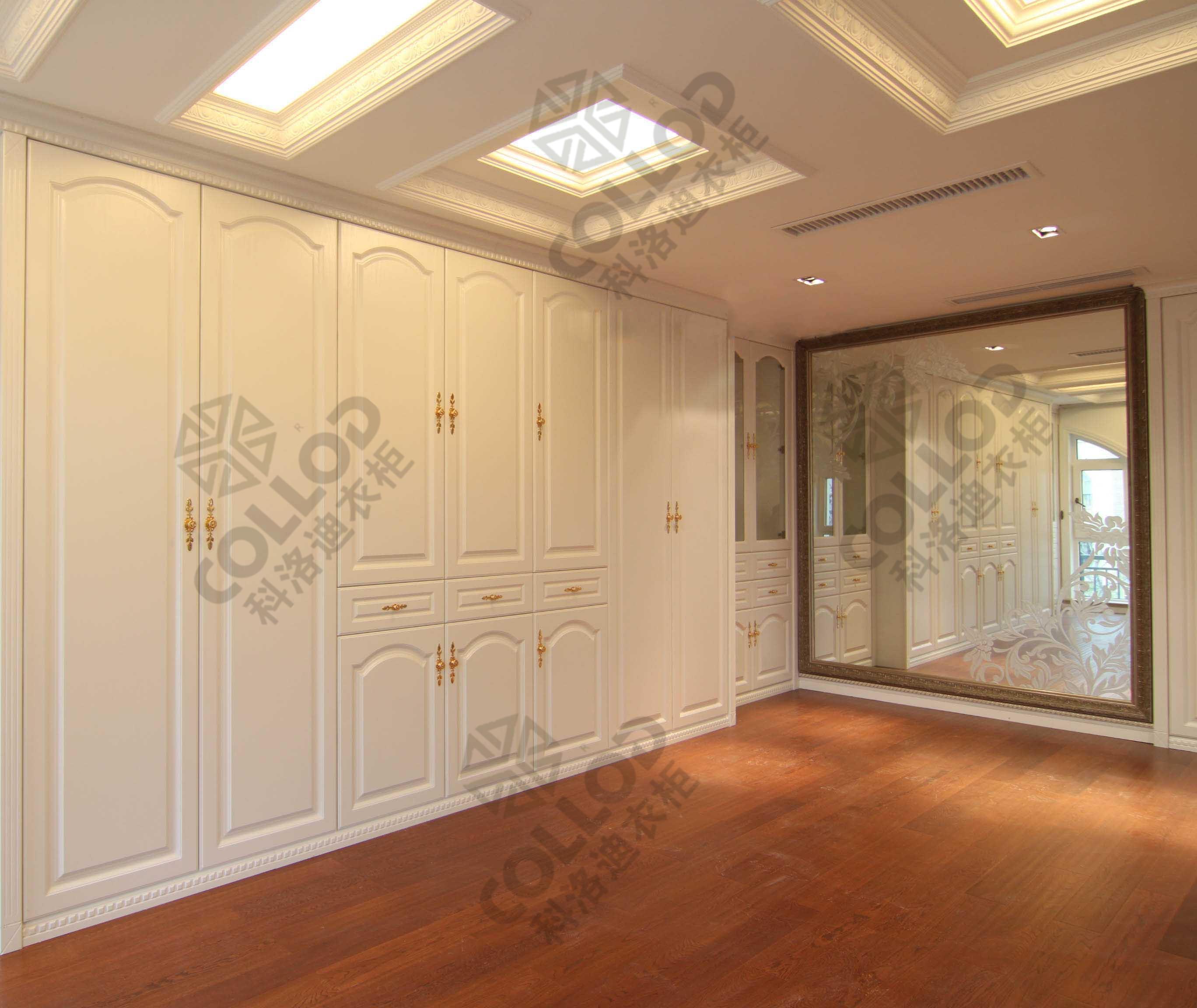 思明欧式衣柜 供应厦门科洛迪家居超优惠的欧式衣柜
