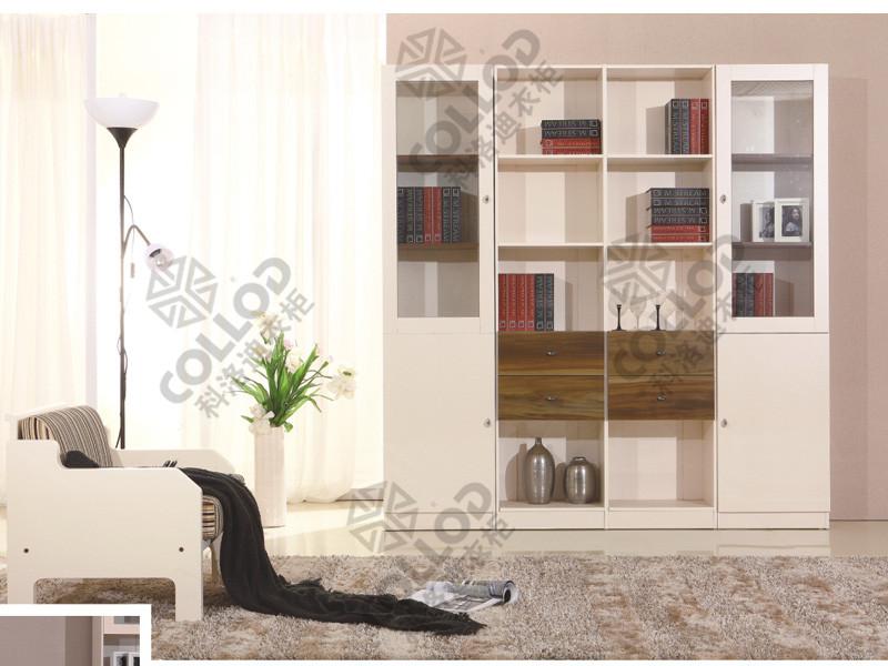 厦门科洛迪家居_可靠的书柜和书桌定制公司_高质量的厦门家庭书柜
