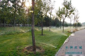 园林绿化喷灌