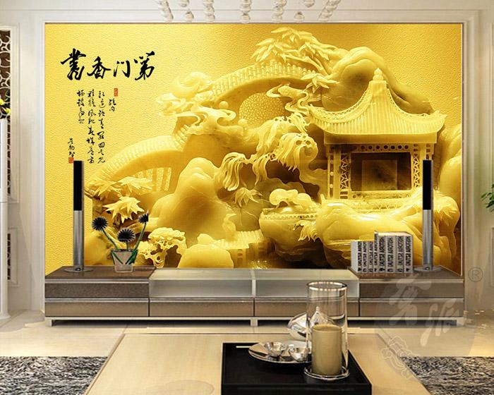 格林凯3D背景墙,让你的家更灵动