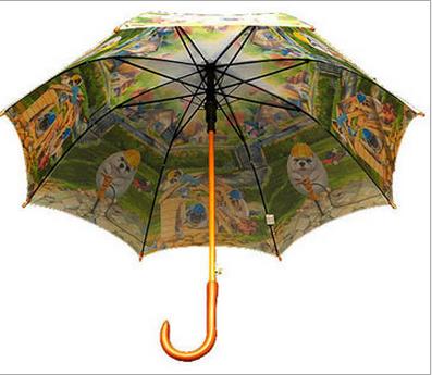 泉州广告伞数码印花价格 哪有雨伞数码印花 泉州伞数码印花厂家