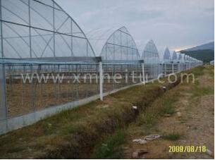 厦门玻璃温室大棚|厦门智能温室大棚|厦门阳光板温室大棚