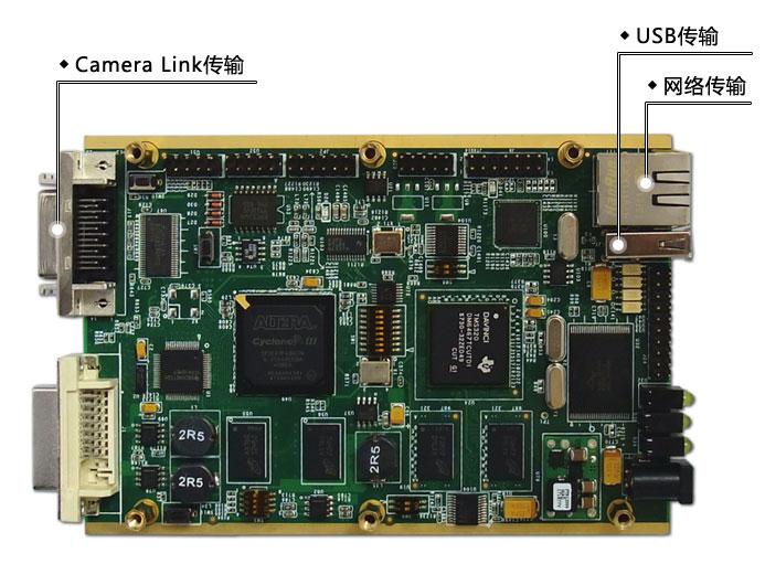 4路250Msps/16bitsADC,FMC板卡