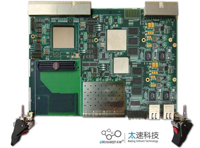 TMS320C6678高性能处理平台