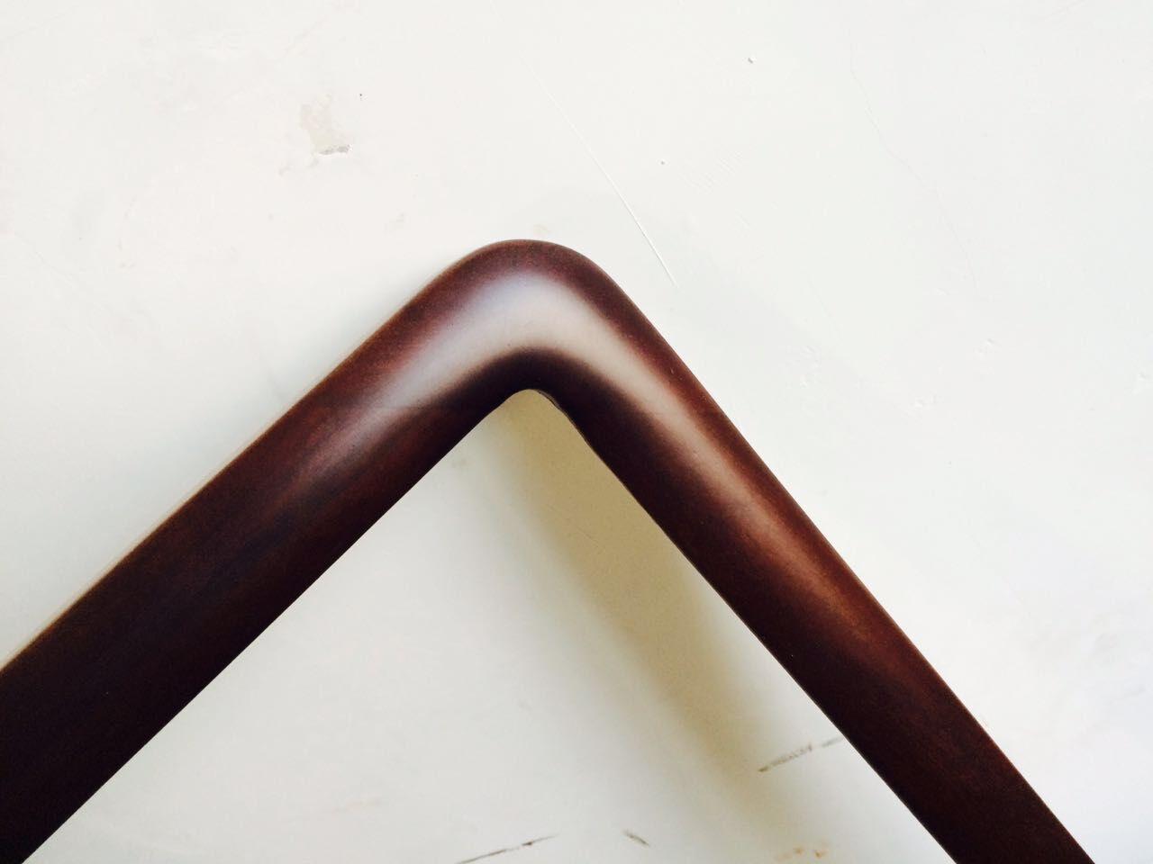 桐木圆角国画框
