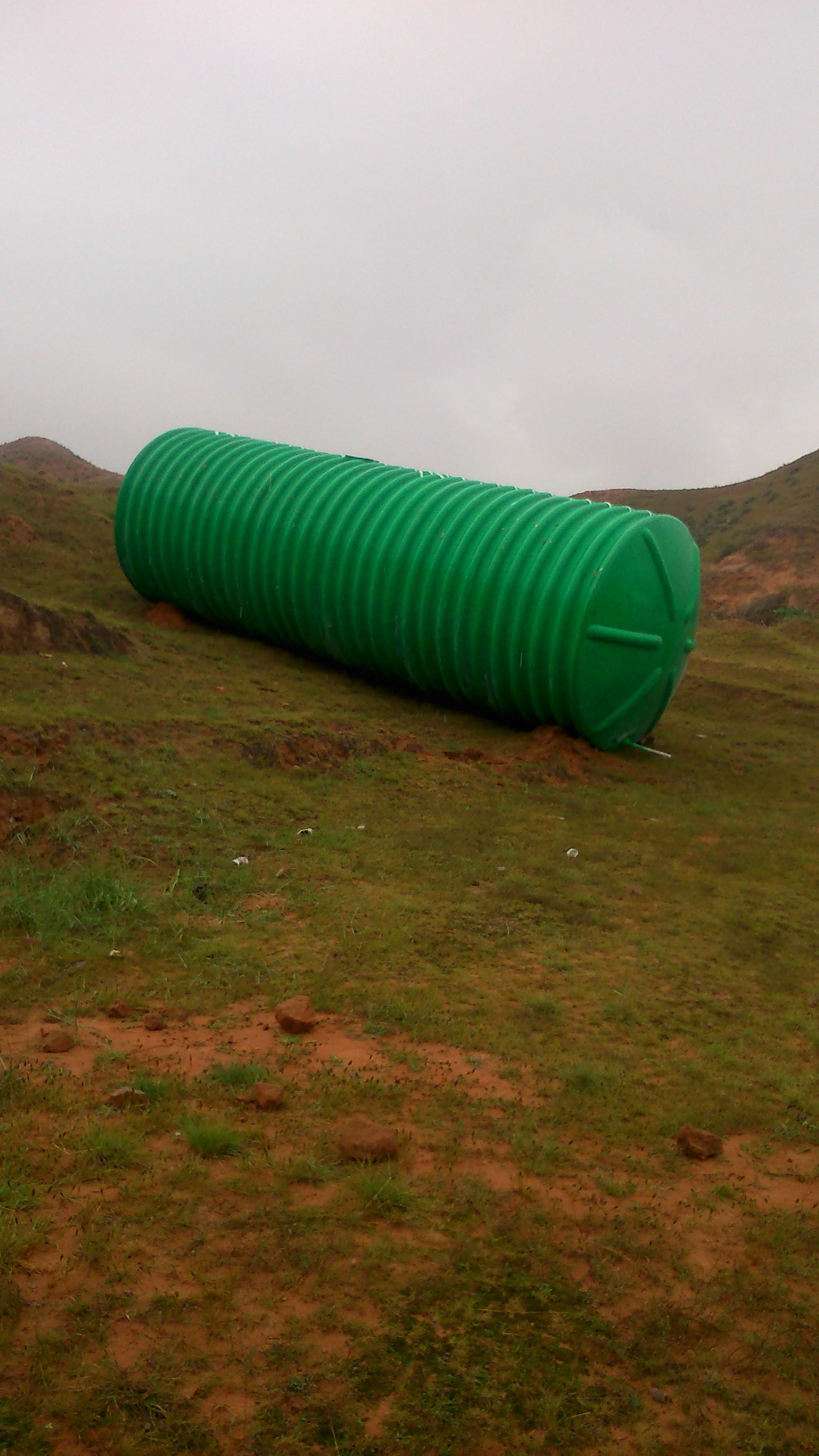 慶陽玻璃鋼消防池-甘肅耐用的玻璃鋼化糞池