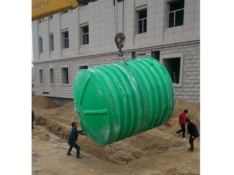 臨夏玻璃鋼化糞池廠家-超值的玻璃鋼化糞池供應信息