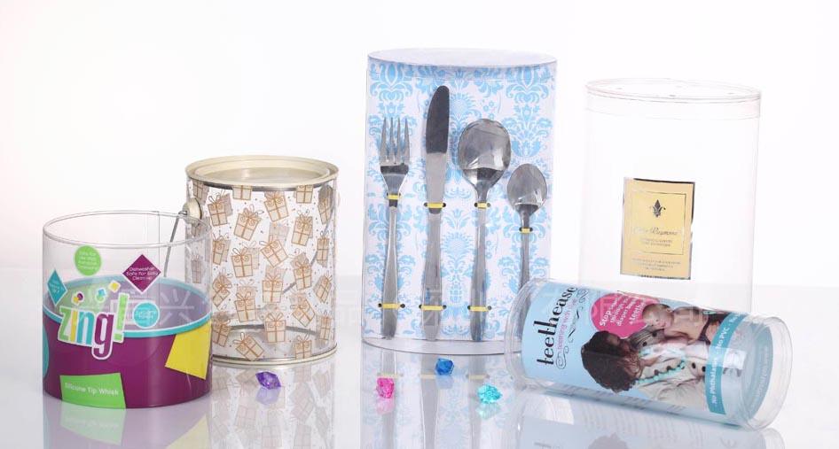 包装盒纸盒圆筒胶盒吸塑彩盒定制设计开发厂家 母婴产品包装