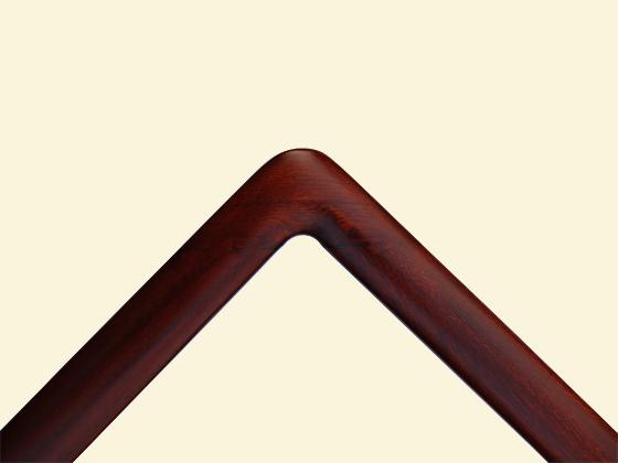 书画装裱材料哪里买比较好——河南圆角画框