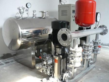 变频无负压自动增压给水设备